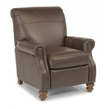 Bay Bridge Leather Chair without Nailhead Trim