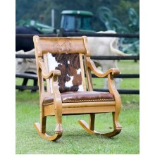 Corral Rocking Chair
