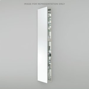 """M Series 19-1/4"""" X 70"""" X 8"""" Full Length Cabinet With Bevel Edge, Left Hinge and Non-electric Product Image"""