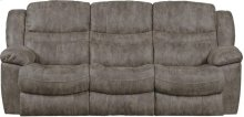 CATNAPPER 614045 Valiant Power Reclining Sofa With 3 Recliner & Drop Down Table