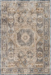 Fairview - FVW3107 Navy Rug