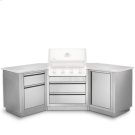 Oasis Modular Islands with the BIPRO500RB Grill Head Product Image
