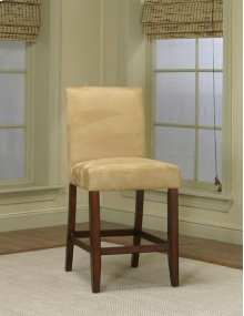 "Sunset Trading 24"" Parkwood Parson Stool in Wheat"