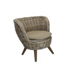 Chair 82x77x70 cm LEMBANG rattan