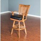 "Sedona 30"" Slatback Barstool Product Image"