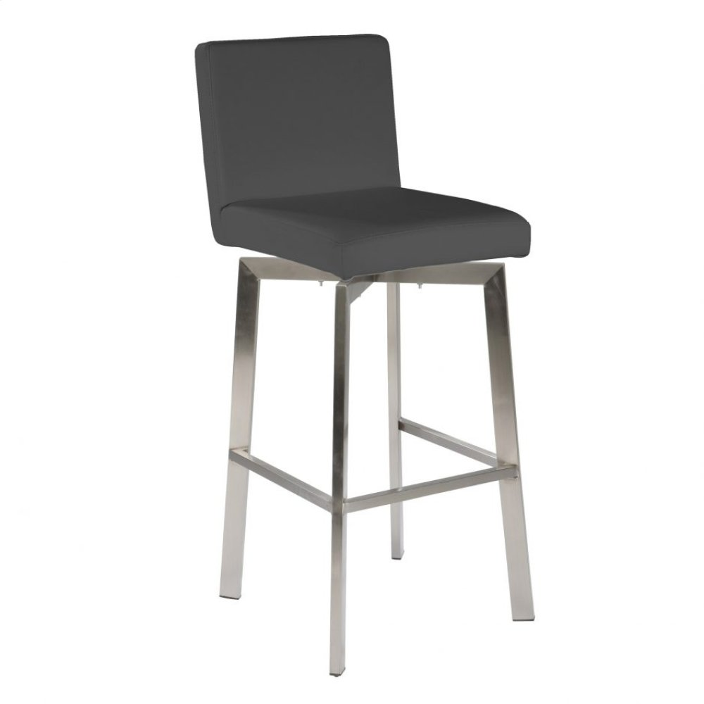 Giro Counter Stool Grey
