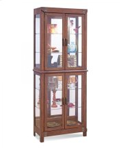 12462 TRIBECA II CURIO CABINET Product Image