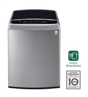 4.9 cu.ft. Mega Capacity Front Control TurboWash Washer