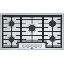 800 Series gas hob 36'' NGM8656UC