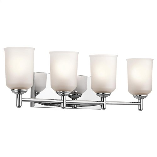 Shailene Collection Shailene 4 Light Bath Light CH