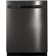 GE® Hybrid Stainless Steel Interior Dishwasher with Hidden Controls