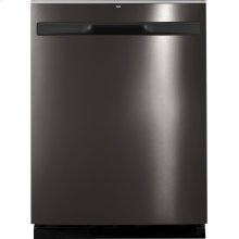 GE® Hybrid Stainless Steel Interior Smart Dishwasher with Hidden Controls
