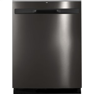 GE®Hybrid Stainless Steel Interior Smart Dishwasher with Hidden Controls