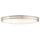 "Avon Collection Avon 18.00"" LED Flush Mount NI Product Image"