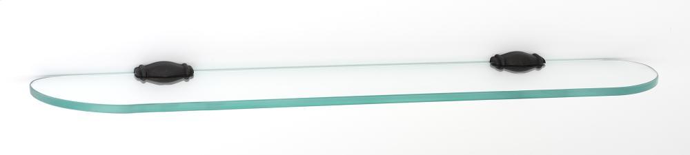 Charlie's Collection Glass Shelf A6750-24 - Barcelona