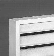 Architectural Rear Grille - Beige
