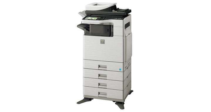 Sharp MX-C402SC Printer PCL5c Windows 8