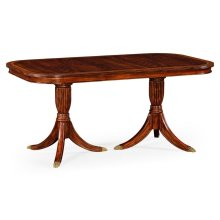 Regency Dining Table (Fixed Top)