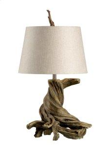 Olmsted Lamp - Oak