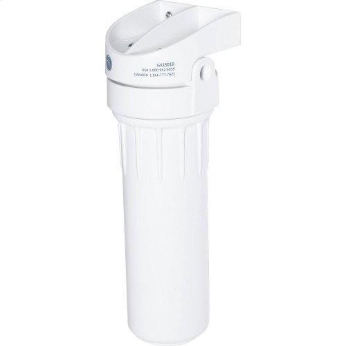 SINGLE STAGE WATER FILTRATION SYSTEM