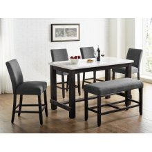 Crown Mark 1711 Hemlock Counter Height Dining Group