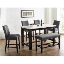Crown Mark 1711 Hemlock Counter Height Dining Group