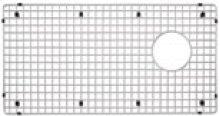 Stainless Steel Sink Grid (Fits Diamond Super Single Bowl)
