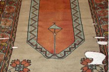 Wool Knotted Carpet, 6 X 9