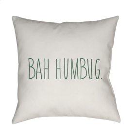 "Bahhumbug HDY-002 20"" x 20"""