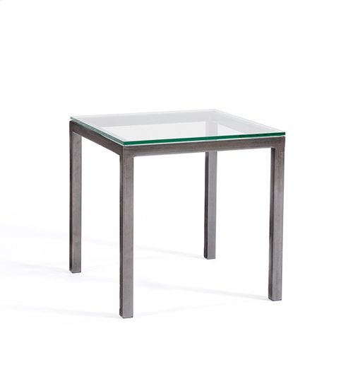 Parliament End Table
