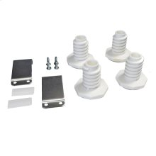 Stack Kit for HYBRIDCARE & Long Vent / Standard Dryer