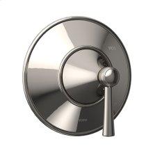 Silas™ Pressure Balance Valve Trim - Polished Nickel