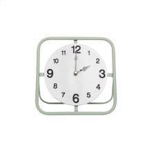 Mint Tabletop Clock