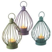 Birdcage Tealight Holder (3 asstd).