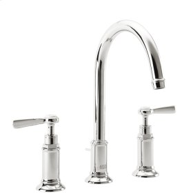 Chrome Widespread Faucet