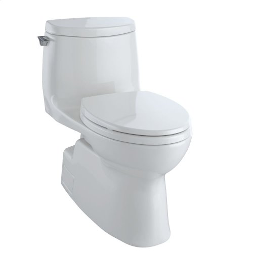 Carlyle® II 1G One-Piece Toilet, 1.0 GPF, Elongated Bowl - Colonial White
