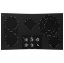"Gold® 36-inch Electric Ceramic Glass Cooktop with 8"" Bridge Element"