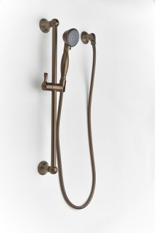 Berea Handshower Rail Set - Bronze