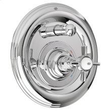 Landfair Pressure Balance Tub/Shower Valve Trim with Diverter - Projects Model - Polished Chrome