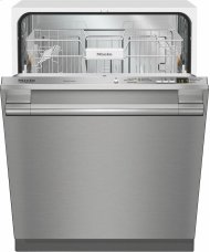G 4975 Vi SF AM Fully-integrated, full-size dishwasher with hidden control panel, cutlery basket and custom panel and handle ready