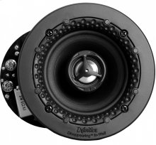 "Disappearing Series Round 3.5"" In-Wall / In-Ceiling Speaker"