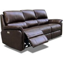 Ziggy-Cocoa Reclining Sofa