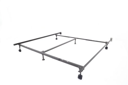 Insta-Lock I-PK170 Queen/King/California King Standard Bed Frame with Rollers