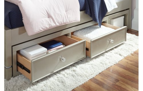 Glitz & Glam Underbed Storage Unit