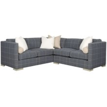 Oakwood Left Arm Loveseat 9029-LAL