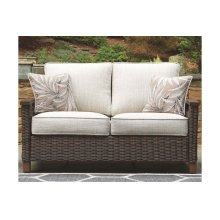 Loveseat w/Cushion