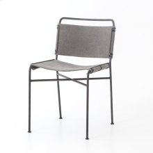 Stonewash Grey Cover Wharton Dining Chair