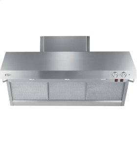 "48"" Stainless Steel Professional Hood"