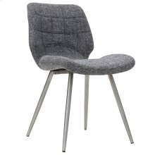 Cooper Side Chair, set of 2, in Grey Blend