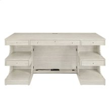 Oasis - Cape Dutch Writing Desk In Oyster